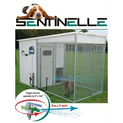 Sentinelle whit power supply - Water Bark Stop